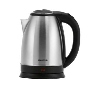 Чайник электрический StarWind SKS1051 серебристый