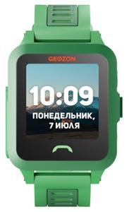 Детские умные часы Geozon Active зеленый