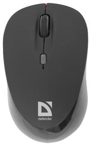 Мышь беспроводная Defender Dacota MS-155 Nano черный