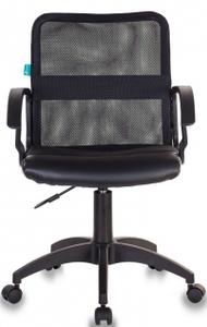 Кресло офисное Бюрократ CH-590 черный