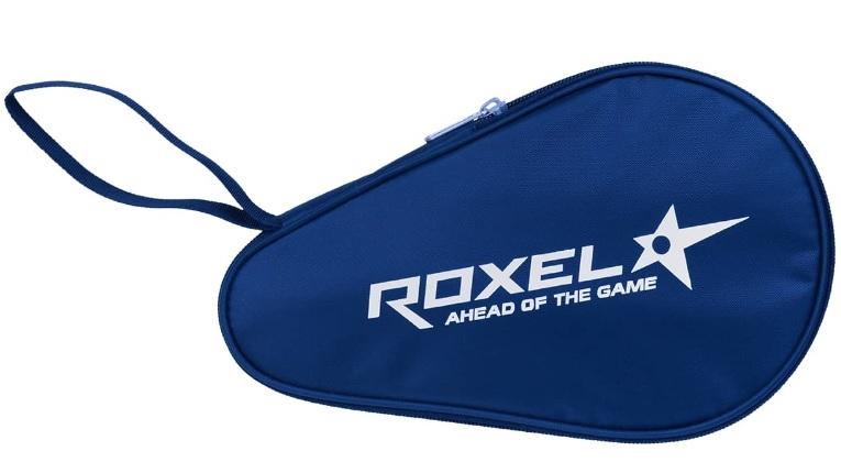 Чехол для ракетки для настольного тенниса RС-01, для одной ракетки, синий