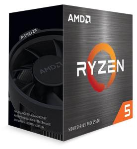 Процессор AMD Ryzen 5 5600X BOX