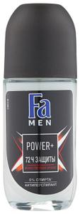 Дезодорант роликовый мужской Экстрим Power+ 50мл FA