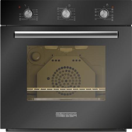 Духовой шкаф Tessa VKD12707B черный