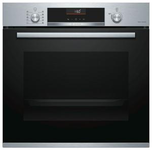 Духовой шкаф Bosch HBG516BS0R черный