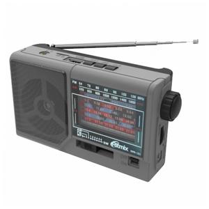 Радиоприемник Ritmix RPR-151 серый
