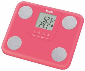 Весы напольные Tanita BC-730 розовый