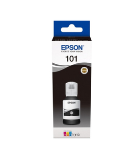 Чернила Epson EcoTank L4150/4160, 127мл (О) чёрные C13T03V14A