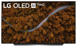 """Телевизор LG OLED65CXRLA 65"""" (165 см) черный"""
