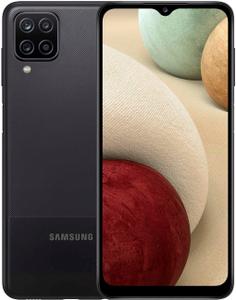 Смартфон Samsung Galaxy A12 128 Гб черный