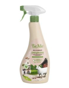 Спрей чистящий для кухни Лемонграсс BIO-KITCHEN CLEANER 500мл BioMio
