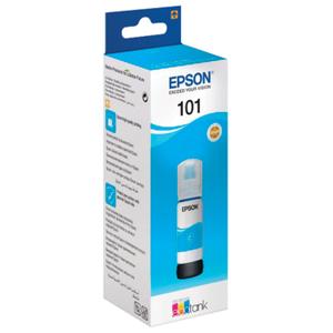 Чернила Epson EcoTank L4150/4160, 70мл (О) голубые C13T03V24A