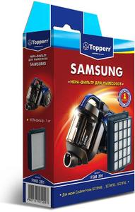1148 FSM 201 Topperr HEPA-фильтр д/пылес SAMSUNG SC15H40...,SC21F50.., SC19F50..(DJ97-01962A)