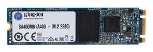 Накопитель SSD Kingston A400 [SA400M8/120G] 120 ГБ