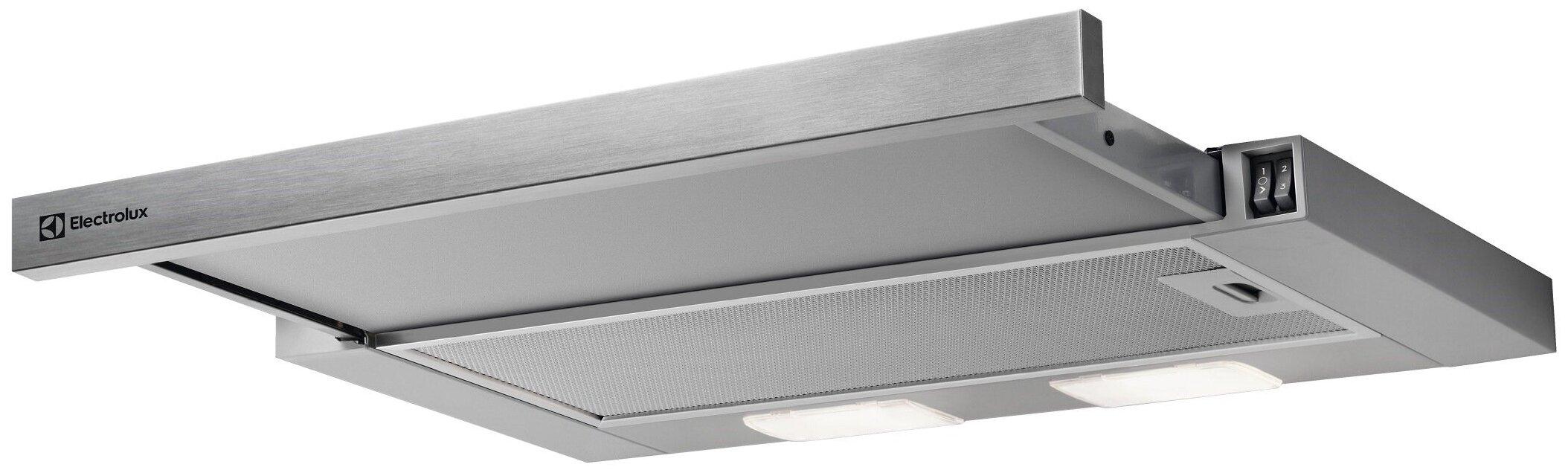 Вытяжка Electrolux LFP216S серебристый