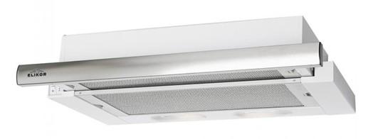 Вытяжка встраиваемая ELIKOR Интегра 60П-400-В2Л белый