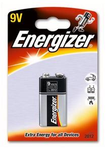 Батарейка Energizer 6LR61-1BL 629740 (1 шт)