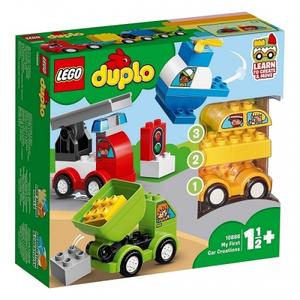 Конструктор lego duplo my first мои первые машинки 10886