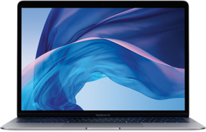Ноутбук Apple MacBook Air (2020 года) (MVH22RU/A) серый