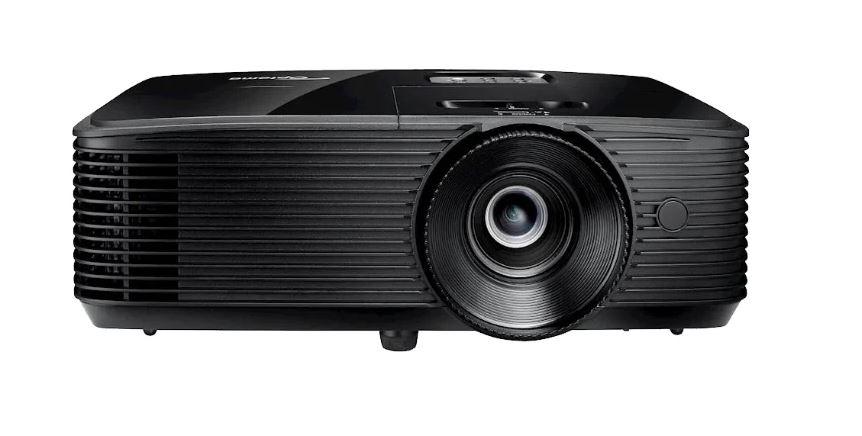 Проектор Optoma DS317e (DLP, SVGA 800x600, 3600Lm, 20000:1, HDMI, 1x10W speaker, 3D Ready, lamp 15000hrs, Black, 3.0kg) , ограниченная гарантия