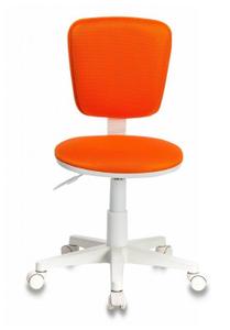 Кресло офисное Бюрократ CH-W204NX оранжевый