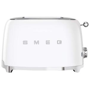 Тостер SMEG TSF01WHEU белый