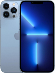 Смартфон Apple iPhone13ProMax MLLU3RU/A 128 Гб голубой