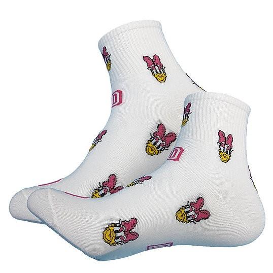 "Дизайнерские носки серии Walt Disney Company ""Дейзи Дак"""