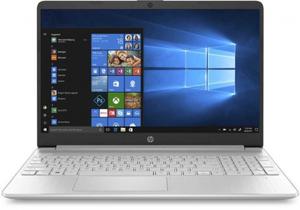 Ноутбук HP 15s-eq2018ur (3B2U2EA) серебристый