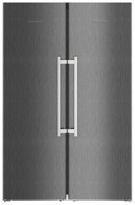 Холодильник Liebherr SBSbs 8683-21 001 серый