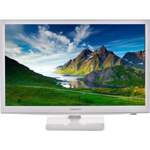 "Телевизор Samsung UE24H4080 24"" (60,96 см) белый"