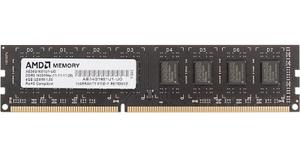 Оперативная память AMD RE1600 [R534G1601U1S-UO] 4 Гб DDR3