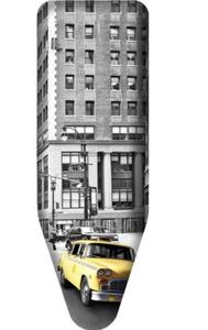 Чехол д/гл.доски Taxi 130х50см из хлопка Colombo Италия