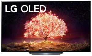 """Телевизор LG OLED65B1RLA 65"""" (165 см) черный/серебристый"""