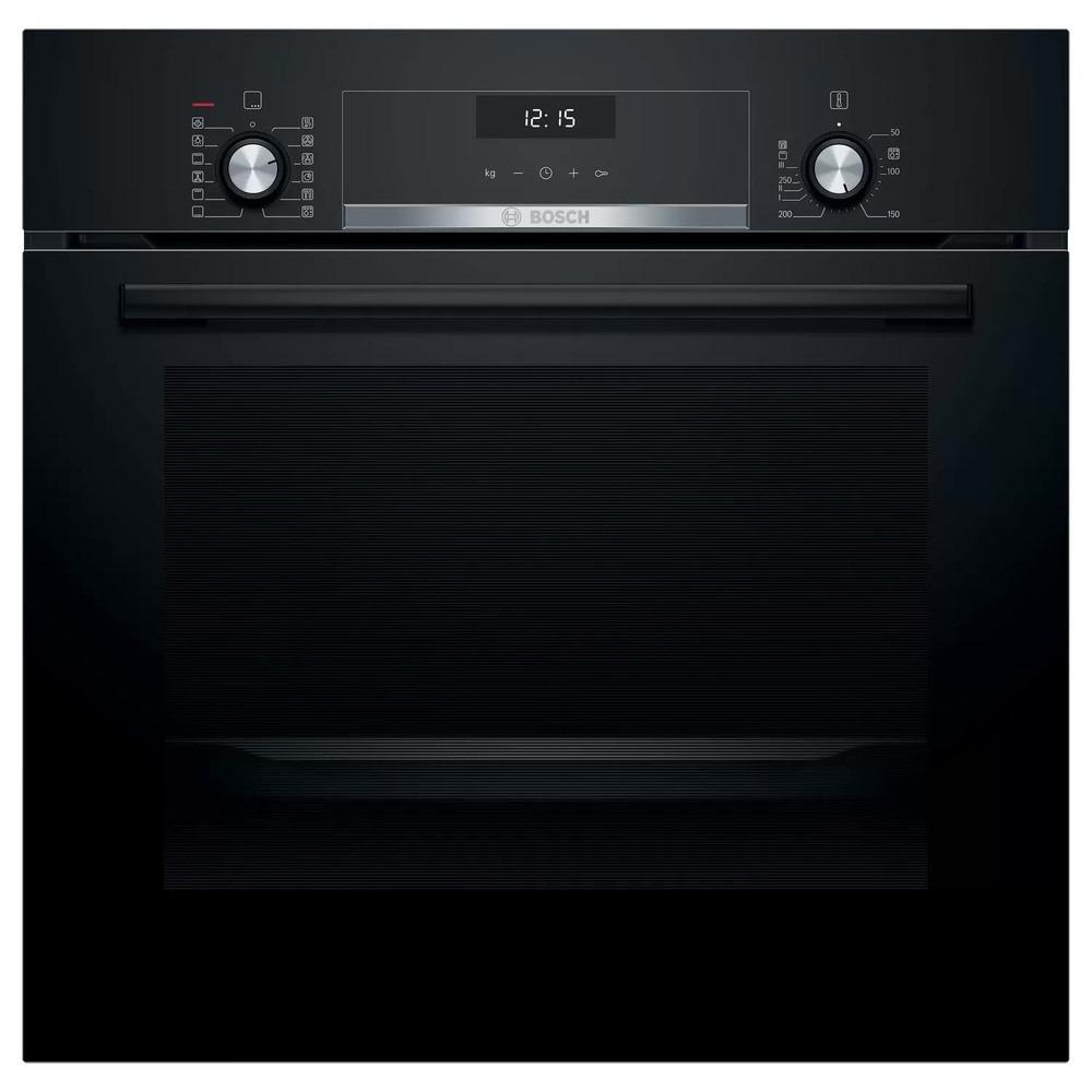 Духовой шкаф Bosch HIJ517YB0R черный