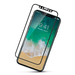 Ainy Защитное стекло (0,2мм) Apple iPhone XS Max Full Screen Cover (5D) черное