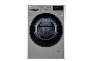 Стиральная машина LG F4M5VS6S серый