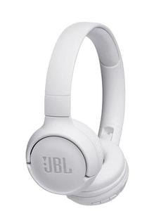 Беспроводные наушники JBL T500BT белый