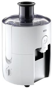 Соковыжималка центробежная Braun SJ3100WH