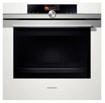 Духовой шкаф Siemens HB656GHW1 белый