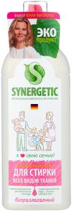 Средство для стирки 1л Synergetic