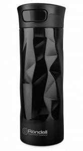 Термокружка Rondell Brilliance RDS-1115 черный