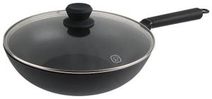 Сковорода-вок Rondell Loft RDA-1146 30 см с крышкой