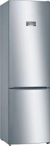 Холодильник Bosch KGE39XL22R серебристый