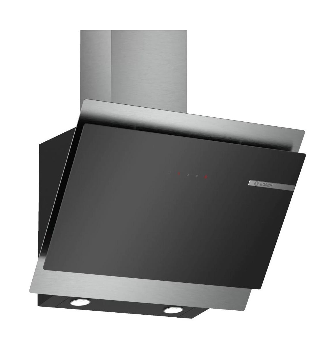 Вытяжка каминная Bosch DWK68AK60T черный