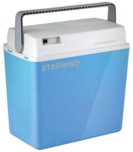Автохолодильник Starwind CF-123 23л 48Вт синий/серый