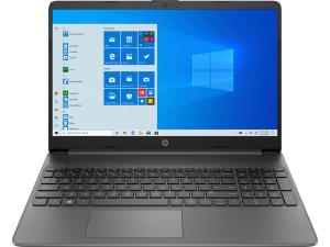 Ноутбук HP 15s-fq2020ur (2X1S9EA) серый