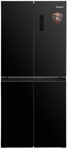 Холодильник Weissgauff WCD 337 NFB черный