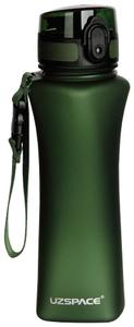 Бутылка для спорта UZSPACE, One-touch Sports, 500 ml (6008) (зеленый)