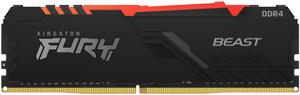 Оперативная память Kingston FURY [KF432C16BBA/8] RGB 8 Гб DDR4